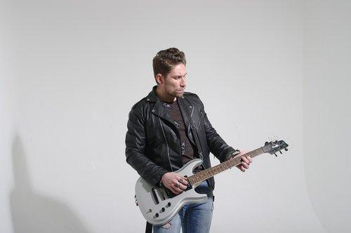 rock  guitarist  music