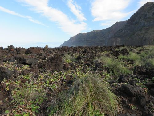 rock volcanic lava