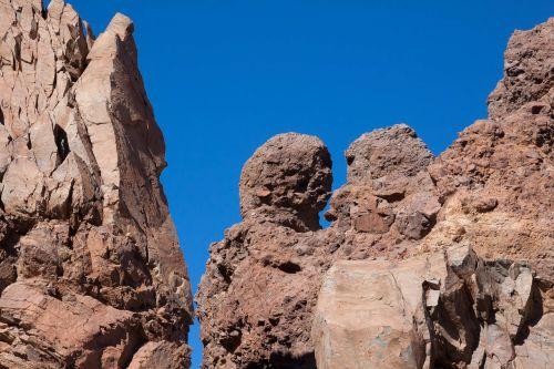 rock los roques teide
