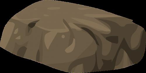 rock boulder stone
