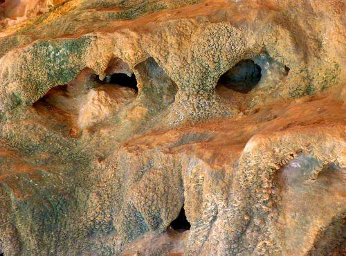 rock form cave