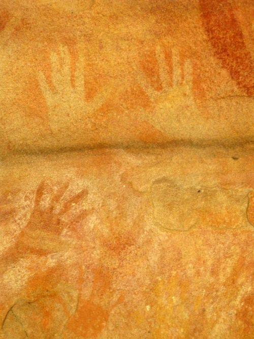 rock art bronze wall aboriginal culture