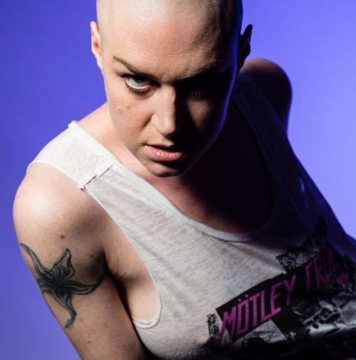 rock chick music woman