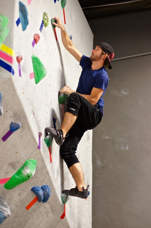 rock climbing rock climbing