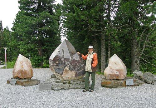 rock crystal  minerals  mineral