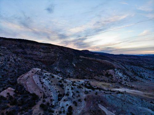 Rock Formation In Colorado