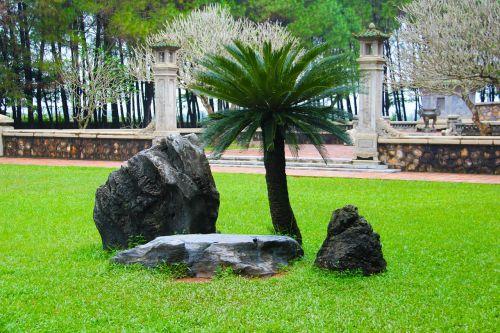 rock garden japanese zen