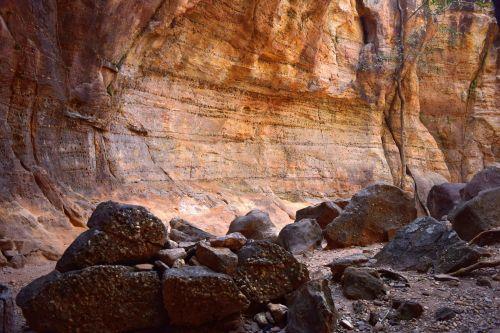 Rock Shelter 1