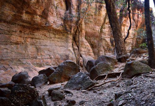Rock Shelter 2