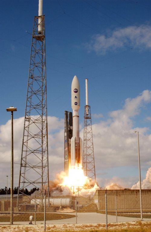 rocket start spaceport