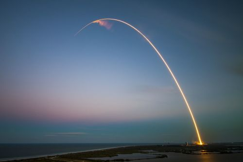 rocket ses 9 launch cape canaveral