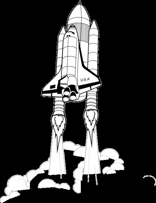 rocket skyrocket nasa