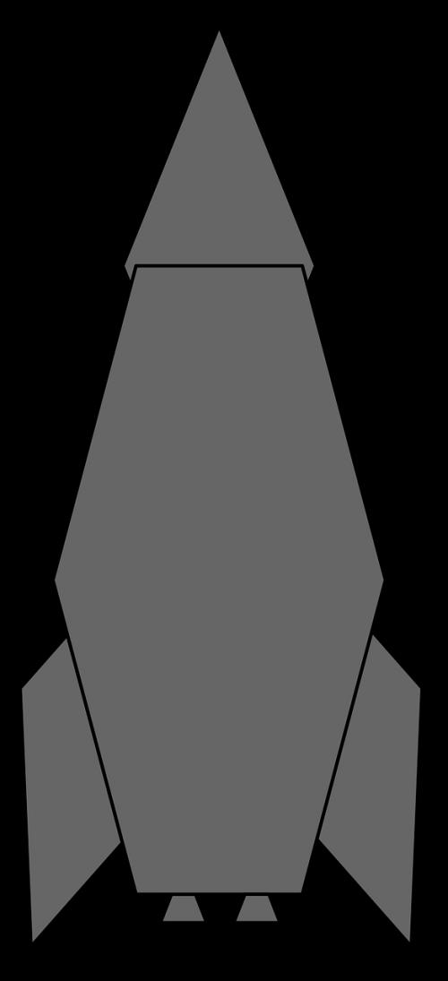 rocket missile spacecraft