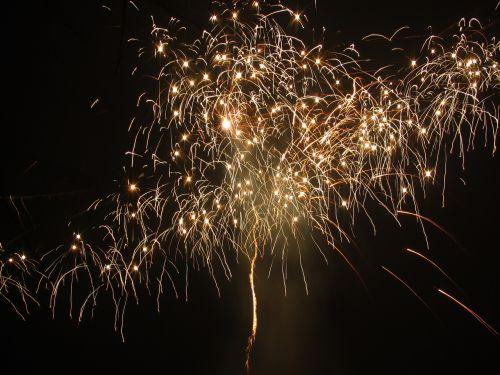 rocket crackle effects fireworks