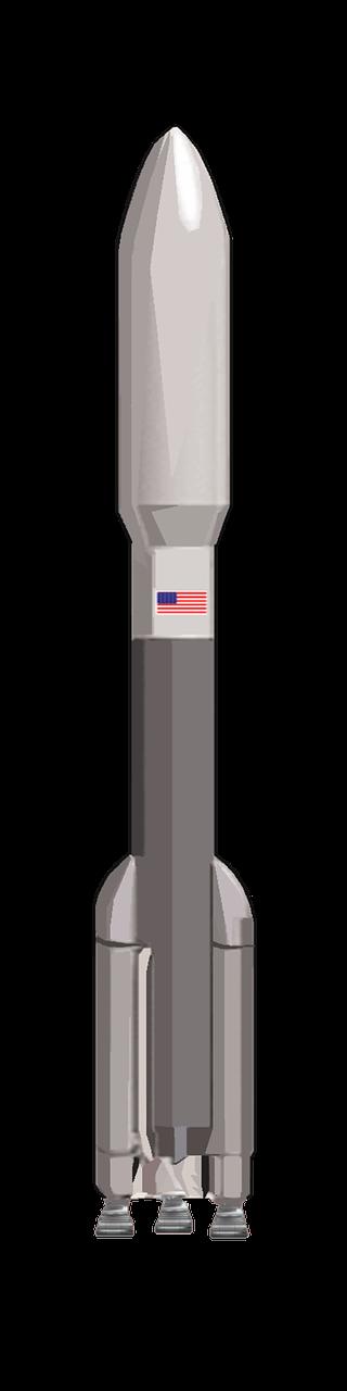 rocket launch vehicle space