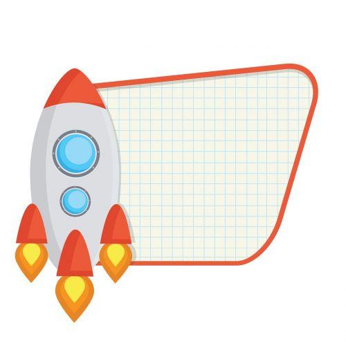 rocket spaceship clip art