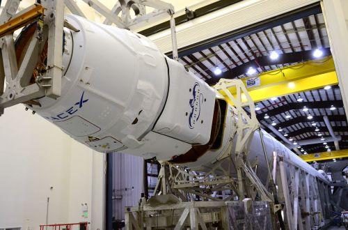 rocket spacex flight