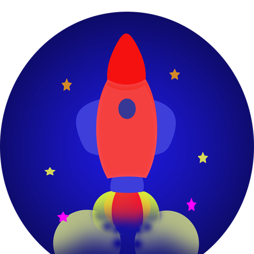 rocket icon  rocket launch icon  rocket symbol