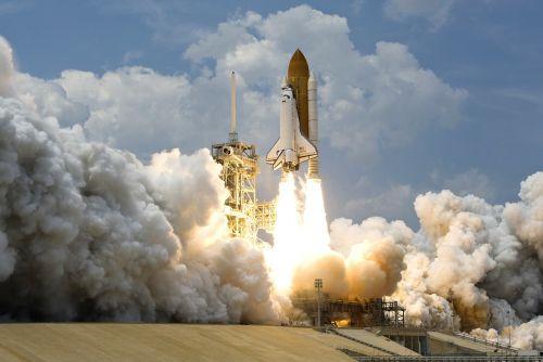 rocket launch rocket take off