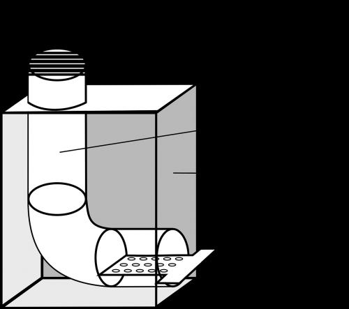 rocket stove stove blue print