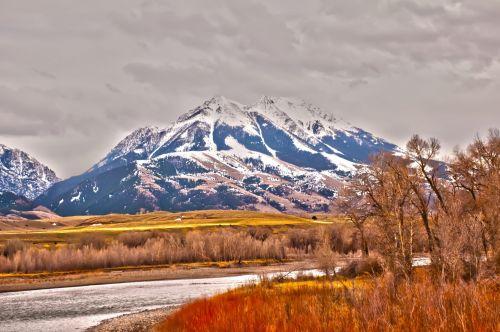 Rockies In Montana