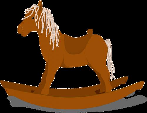 rocking horse rocker children
