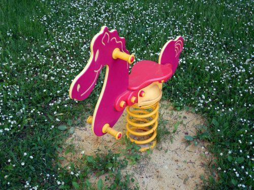 rocking horse horse seahorses