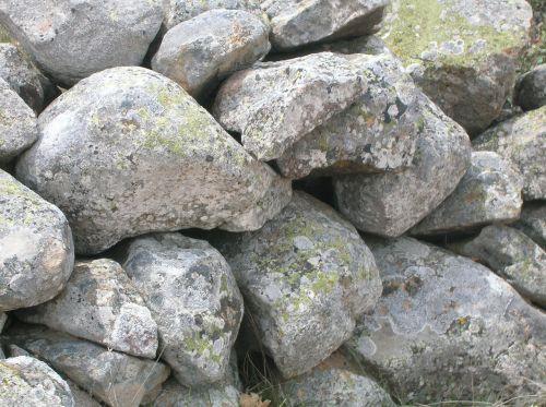 rocks granite granite stones