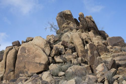 rocks stones landscape