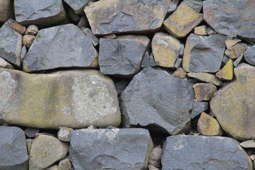 rocks stone stonewall