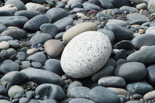 rocks white ocean
