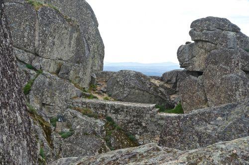 rocks steps stepping stones