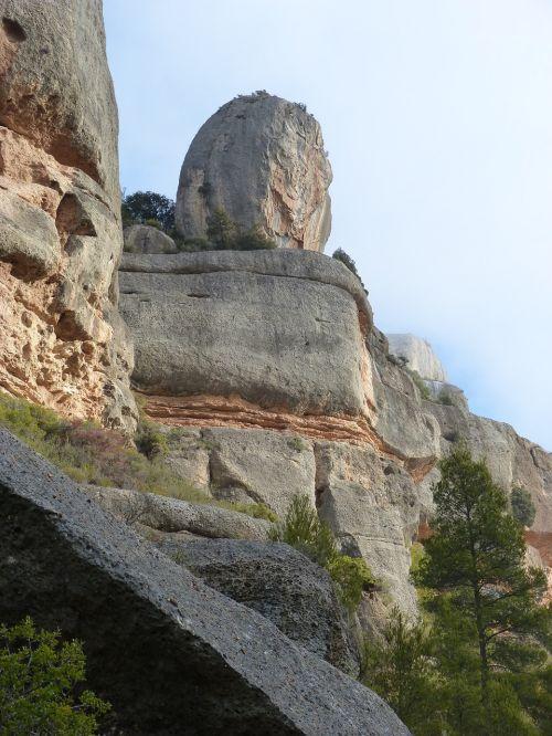 rocks forms figurative erosion