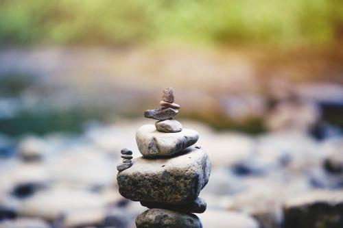 rocks stones balance
