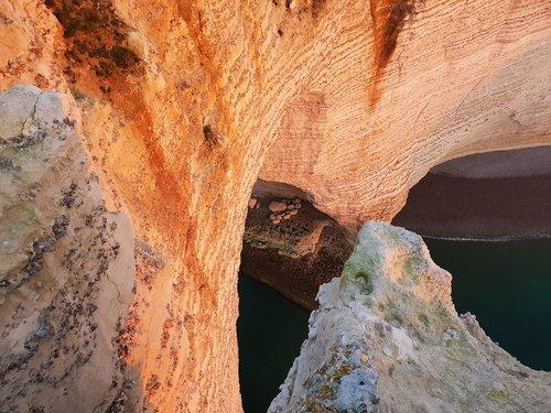 rocks  landscape  height