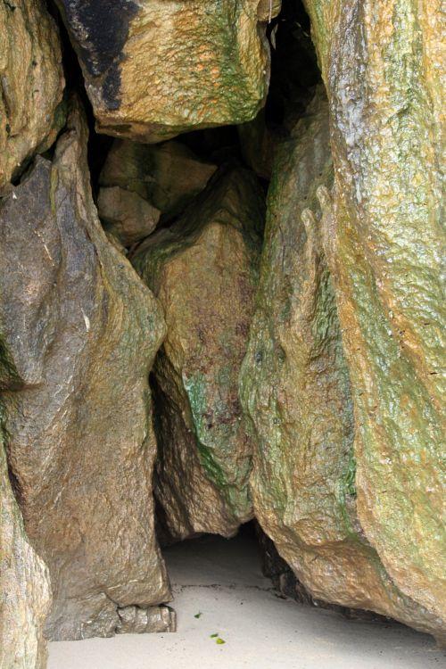 Rocks Wall