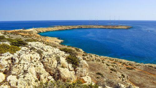 uolos pakrantė,uolos,Rokas,erozija,gamta,jūra,kraštovaizdis,pakrantė,Nacionalinis parkas,cavo greko,Kipras