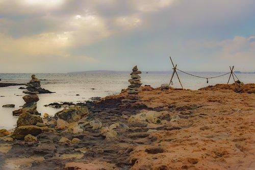 rocky coast  stones  coast