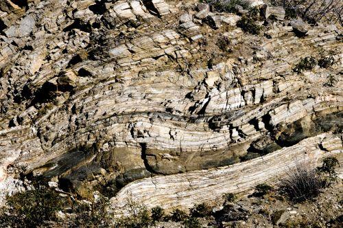 Rocky Mountainside Background