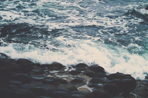 rocky shore shore coast