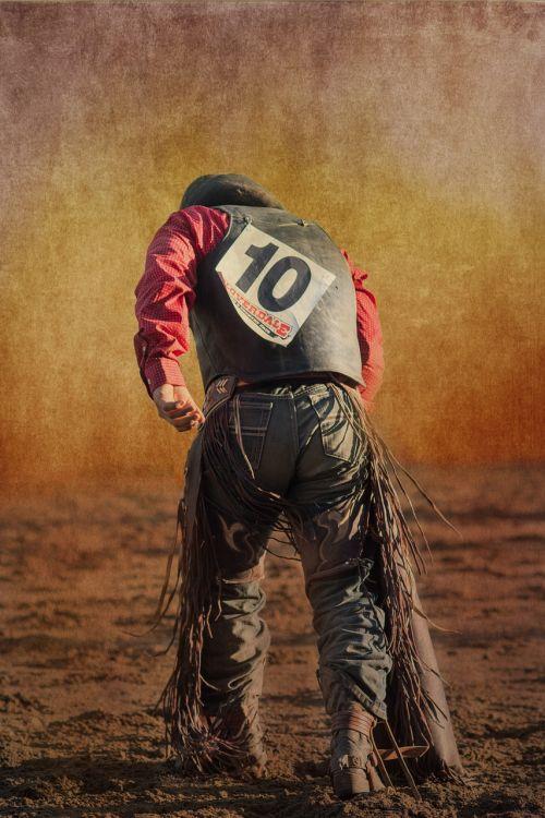 rodeo cowboy west