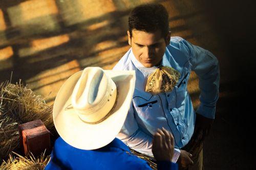rodeo hat cowboy