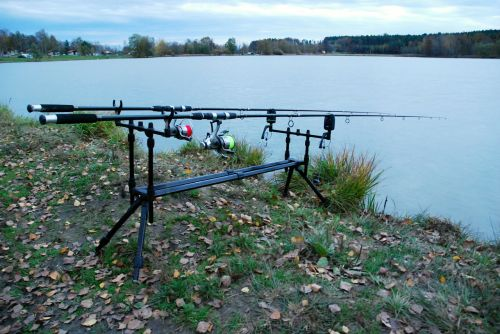 rods fisheries tool