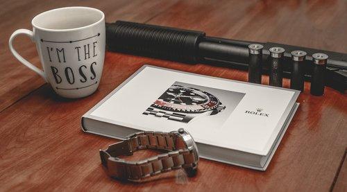 rolex  boss  gun