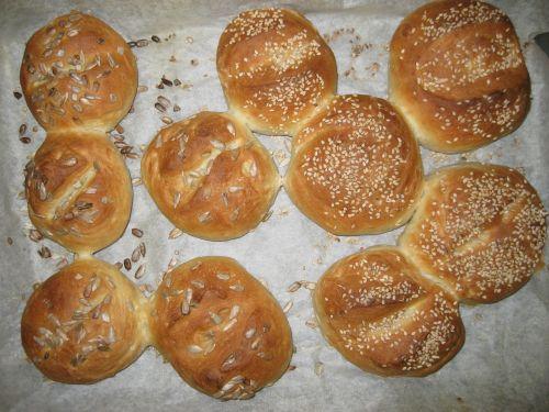 roll bread crispy