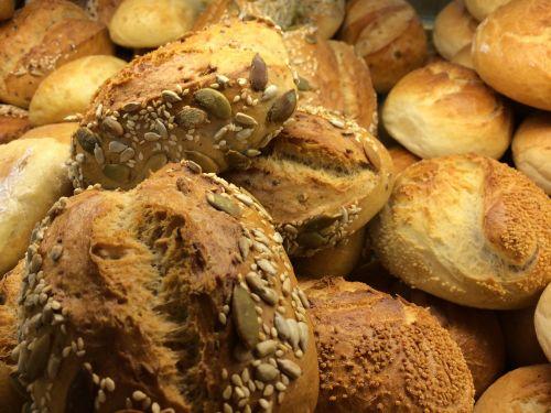 roll weizenbroetchen bakery