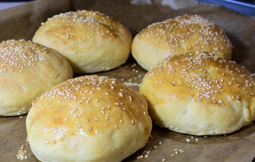 roll  hamburger buns  brioche