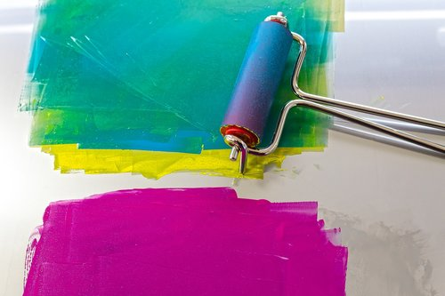 roll  color printing  high pressure
