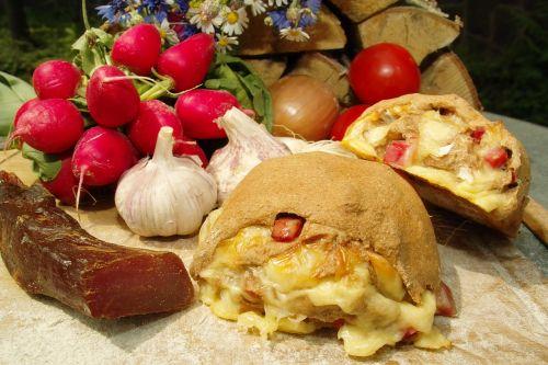 roll bread wood oven bread breads