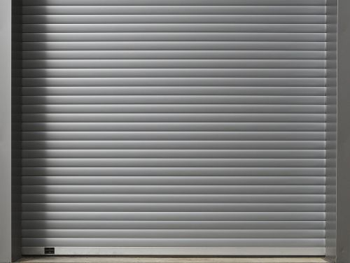 roll up door garage door aluminium profile